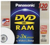 Panasonic DVD-RAM 4,7 GB 3x speed