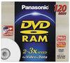 Panasonic DVD-RAM 4,7 GB 3x speed