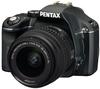 Pentax K-x černý + 18-55 mm 50-200 mm WR