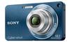 Sony CyberShot DSC-W350 modrý