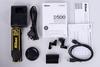 Obsah balení Nikon D500