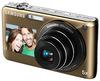 Samsung ST600 zlatý + 4GB karta + stativ traveller zdarma!