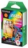 Fujifilm Instax mini colorfilm Rainbow