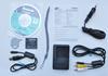 Obsah balení Panasonic Lumix DMC-FX77 černý
