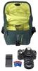 Crumpler Jackpack 1500 tmavě zelená-2