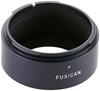 Novoflex adaptér z Canon FD na Fuji X Pro