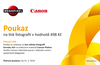 2ks Fineart tisk formátu A3 + na materiál CANSON Platine