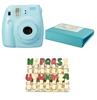 Fujifilm Instax Mini 8 instant camera + album + fotokolíčky