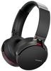 Sony sluchátka MDR-XB950BT černá