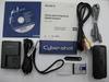 Obsah balení Sony CyberShot DSC-T900 stříbrný