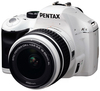 Pentax K-x bílý - 1