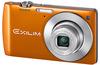 Casio EXILIM S200 oranžový