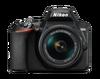 Nikon D3500 + 35 mm f/1,8 AF-S NIKKOR G