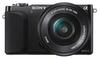 Sony NEX-3N + 16-50 mm + 55-210 mm černý