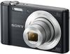 Sony CyberShot DSC-W810 černý + 16GB karta + pouzdro 60G!