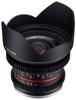 Samyang 12mm f/2,2 Cine NCS CS pro Canon M