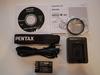 Obsah balení Pentax K-S1 tělo