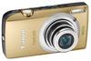 Canon IXUS 210 zlatý