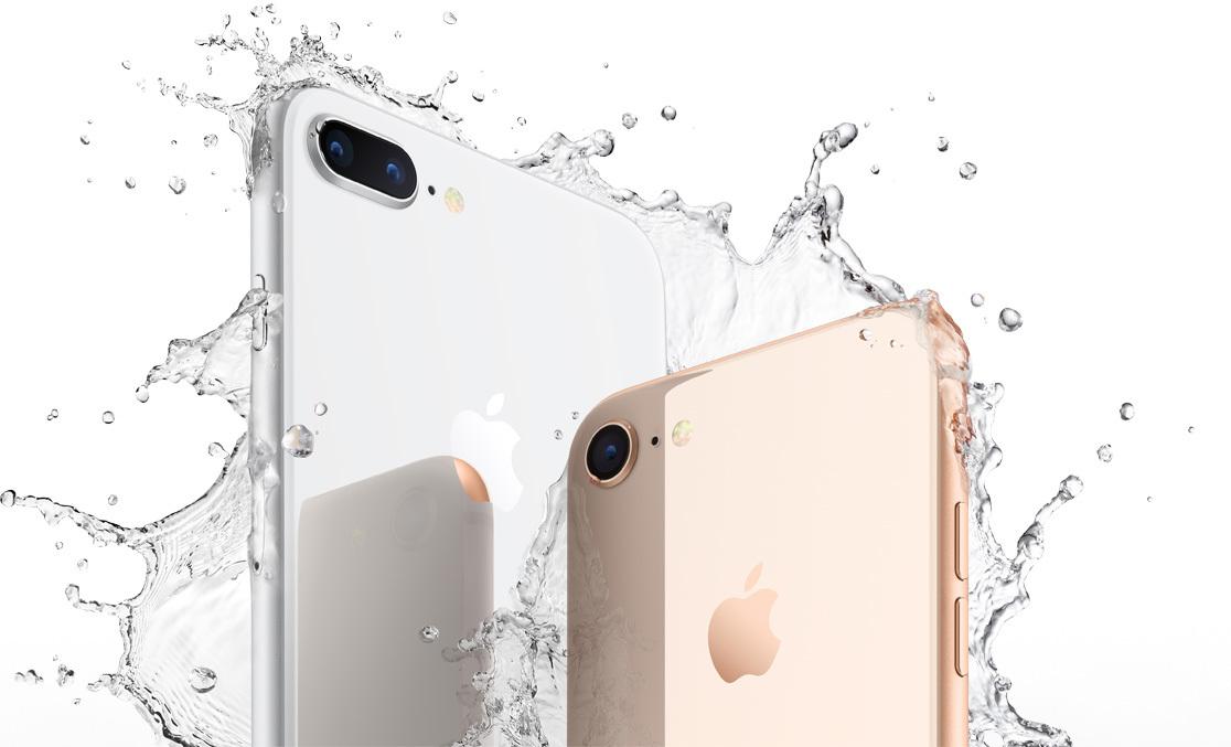 iPhone 8 IP67