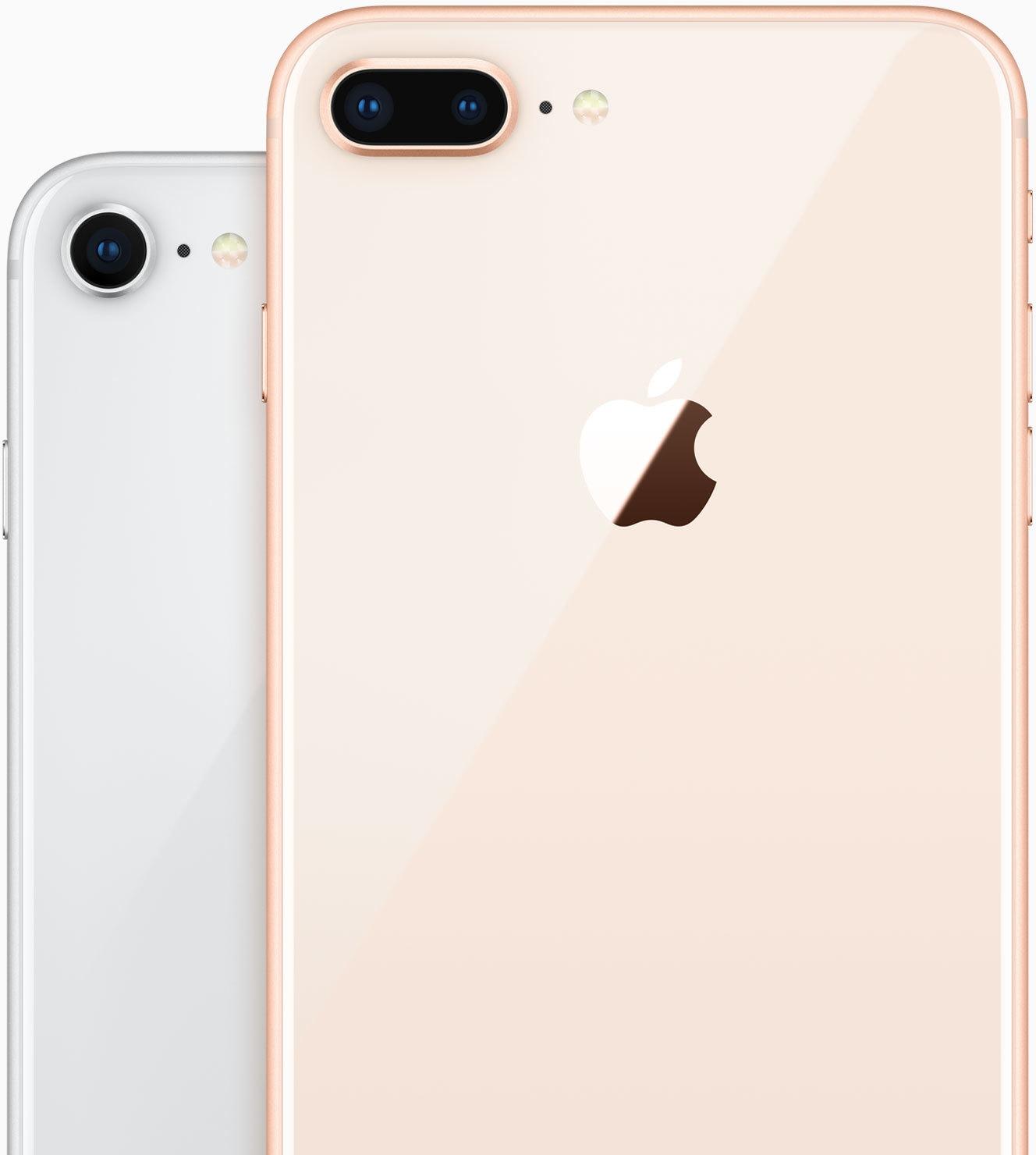 iPhone 8 fotoaparát
