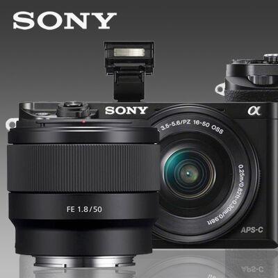 Pořiďte si systémové kompakty Sony v nových setech a ušetřete až 2 390 Kč