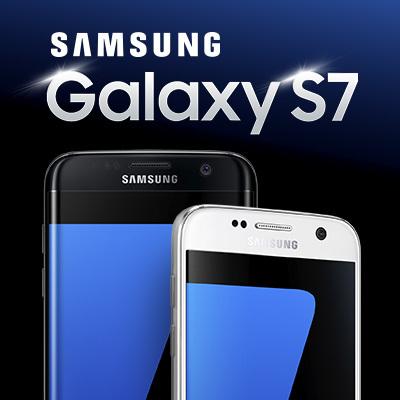 Pořiďte si do 28. 2. Samsung Galaxy S7 nebo S7 Edge a získáte dárky v hodnotě 2 170 Kč