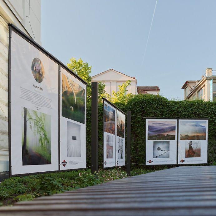 Výstava fotografií Martina Raka, garanta pátého soutěžního kola