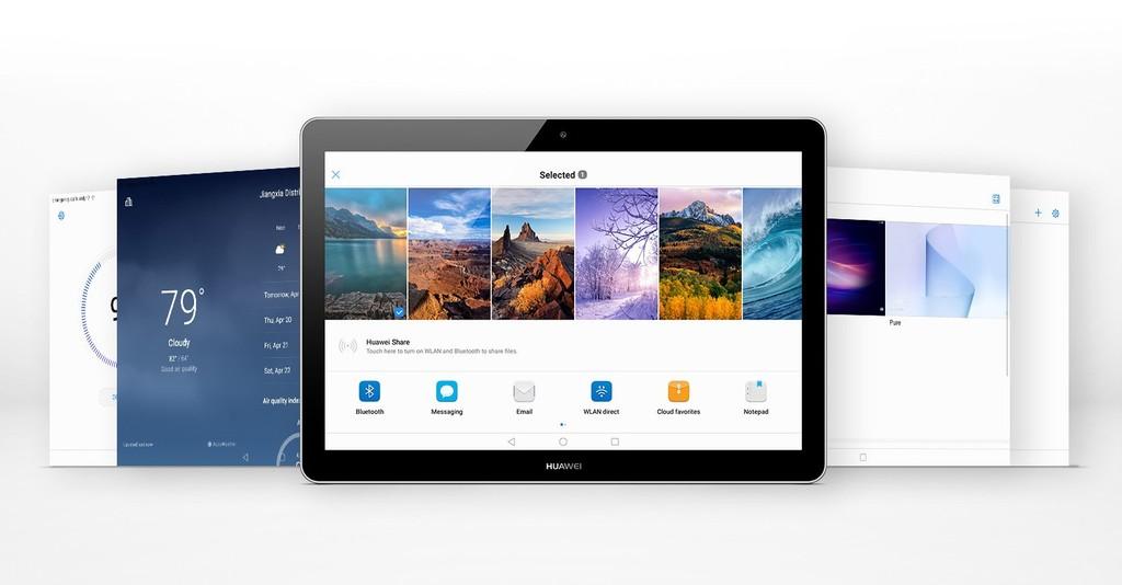 Huawei MediaPad T3 10 výkon