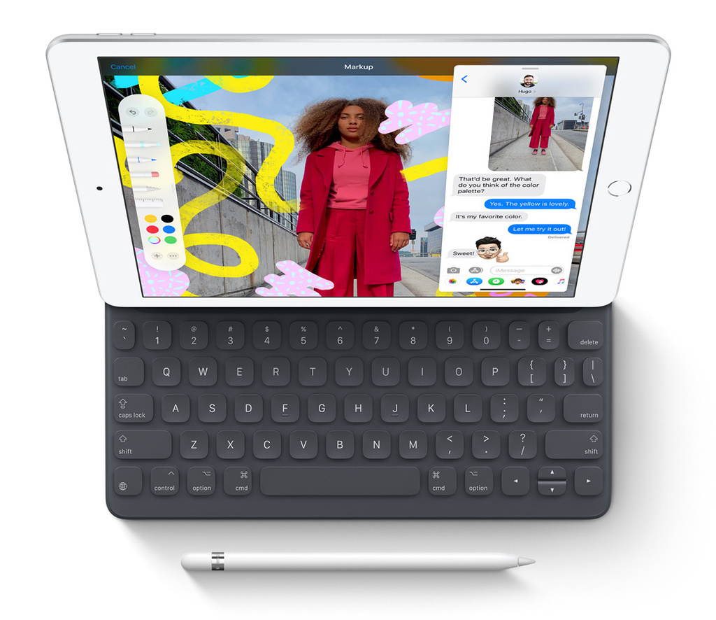 Apple iPad (2019) Smart Keyboard