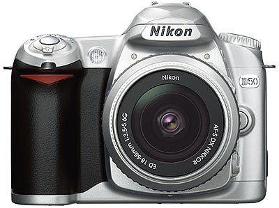 Slevy a novinky Nikon