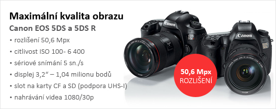 Canon EOS 5DS a 5DS R