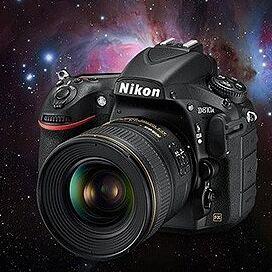 Nikon D810A - první profesionální zrcadlovka pro astrofotografii