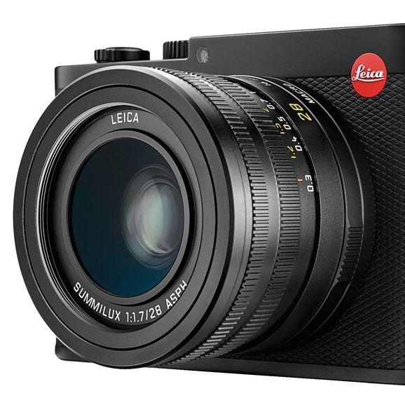 Luxusní fullframe kompakt Leica Q je skutečností