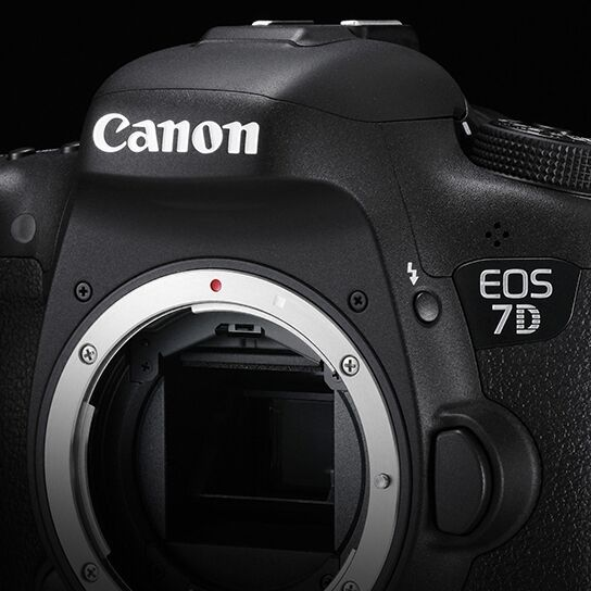 Firmware verze 1.0.5 pro Canon EOS 7D Mark II