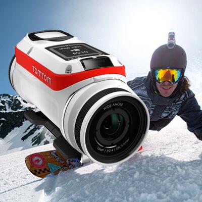 Výprodej akčních kamer TOMTOM - ušetřete až 5 000 Kč