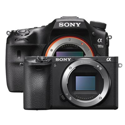 Novinky Sony Alpha A99 II a A6500 máme již skladem