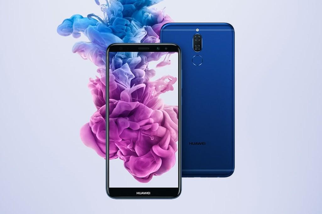 Huawei Mate 10 Lite design
