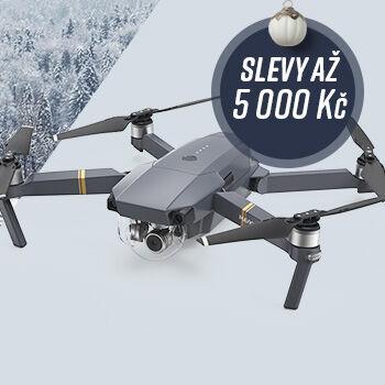 Tip na vánoční dárek: drony se slevou až 5 000 Kč