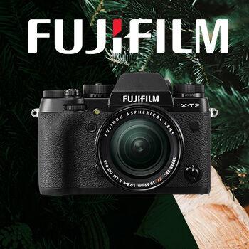 Zimní dvojitý cashback Fujifilm dnes odstartoval