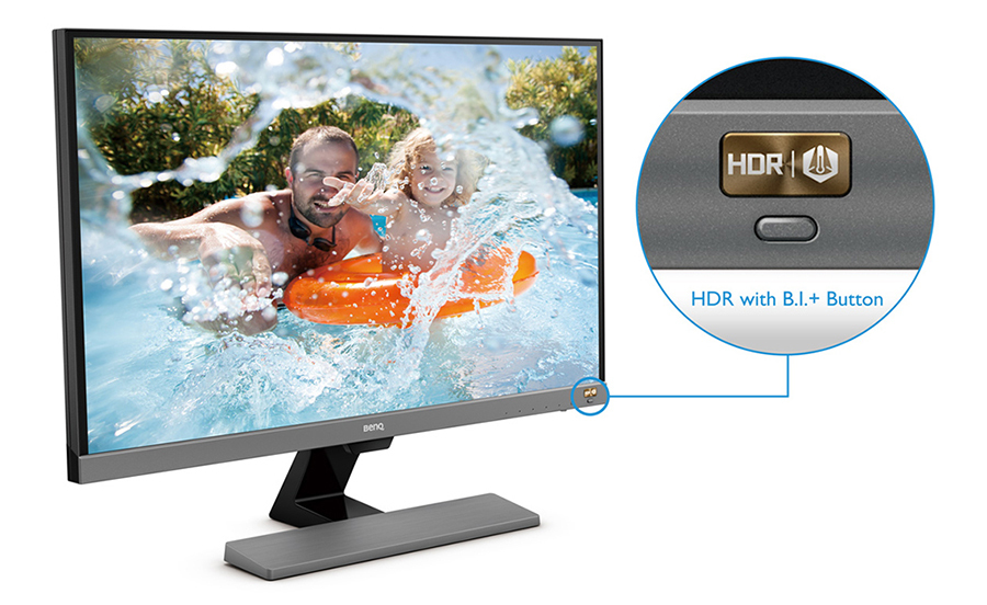 BenQ EW277HDR BI technologie
