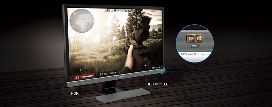 BenQ EL2870U HDR B