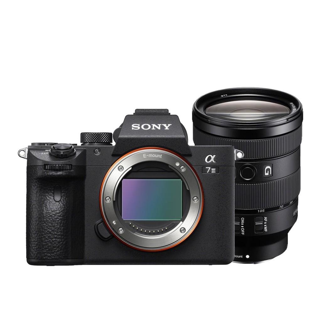 Sony Alpha A7 III + FE 24-105 mm OSS
