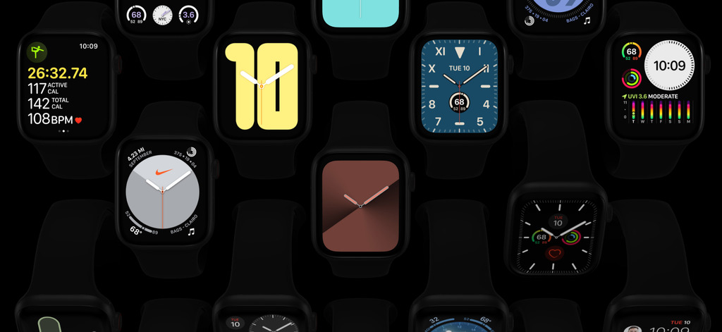 Apple Watch Series 5 Always-on Retina