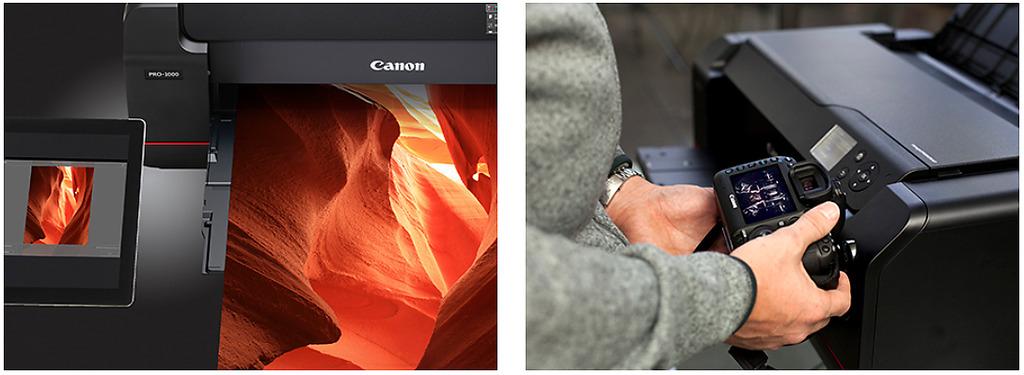 Canon imagePROGRAF PRO-1000 popis 8