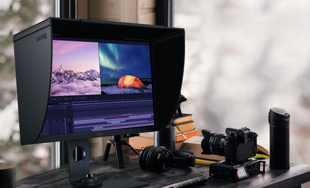 Benq SW321C podpora HDR videa