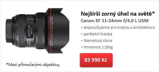Objektiv Canon EF 11-24mm f/4,0 L USM