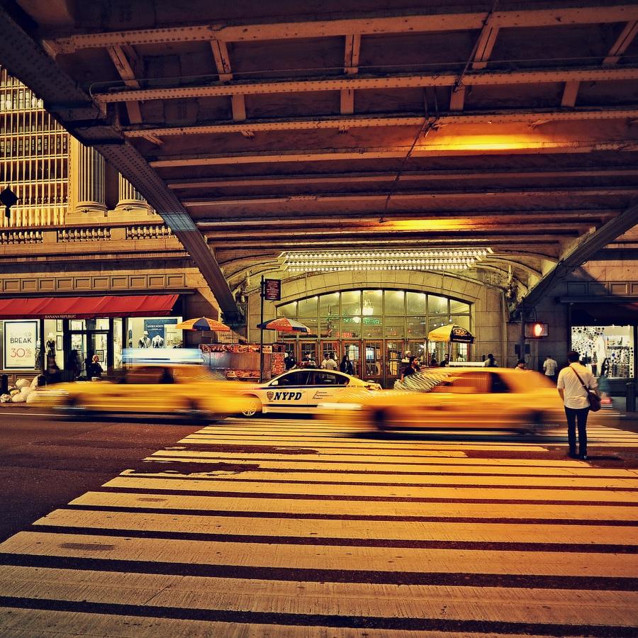 Street fotografie - inspirujte se v Galerii
