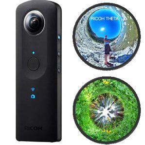 RICOH Theta SC: 360° kamery přinášejí stále vyšší výkon