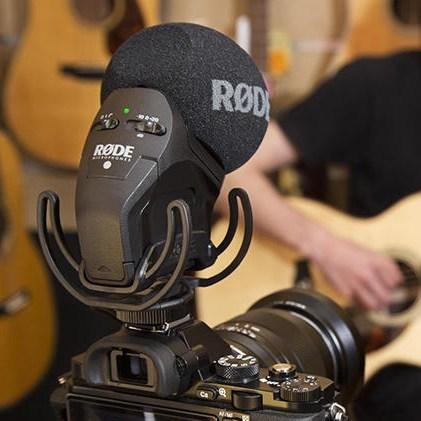Mikrofon RODE SVM Pro Rycote je už skladem