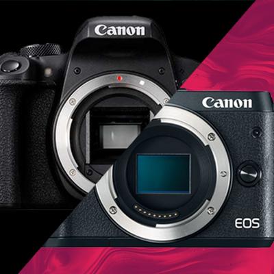 Přijďte si vyzkoušet žhavé novinky Canon EOS 800D, 77D a M6